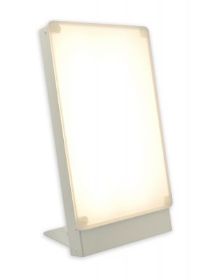 Travelite 10,000 Lux Bright Light Therapy Portable Light Box