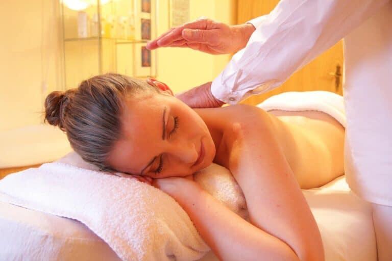 coussin de massage