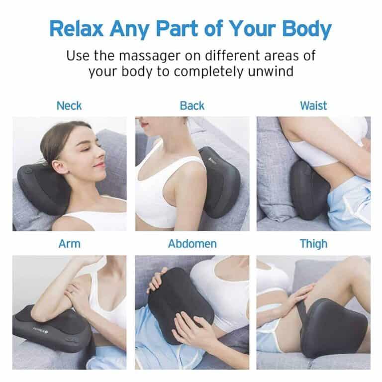 Coussin de massage Etekcity
