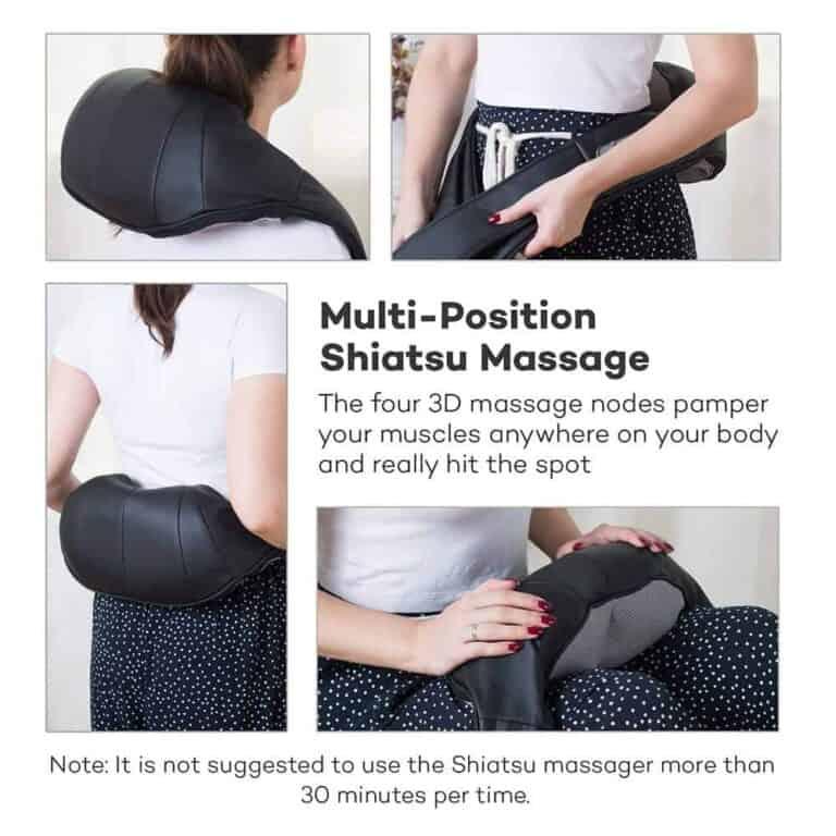 Coussin de massage Sable