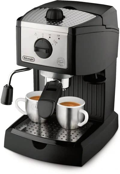 Delonghi EC155_Coffee Machine