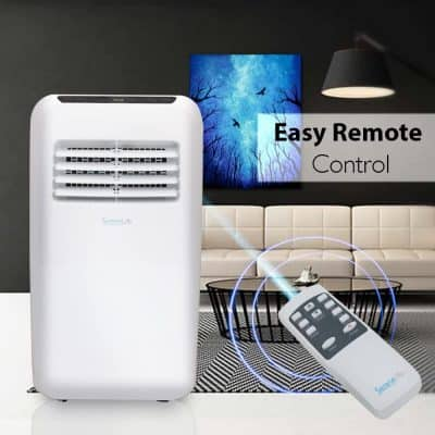 Serenelife SLPAC8_Climatiseur portatif
