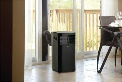 climatiseur portatif danby 6000 btu