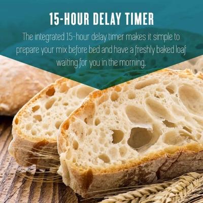 BREADMAN Professional Bread Maker