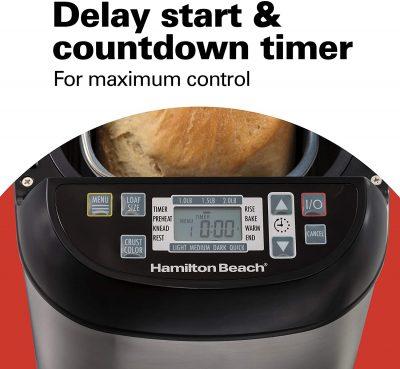 Hamilton Beach 29885C Bread maker