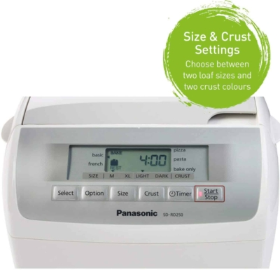 Panasonic SD-RD250Bread machine