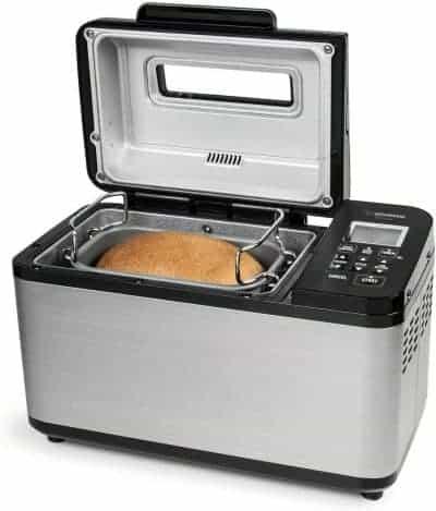 ZOJI BB-PDC20BA Home Bakery Virtuoso Plus Breadmaker