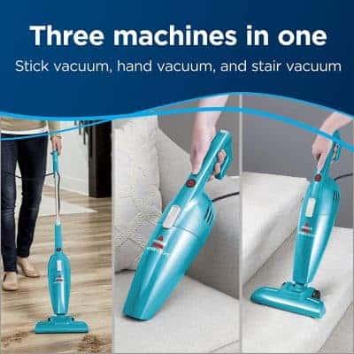 Bissell Featherweight Stick Vacuum Lightweight Bagless