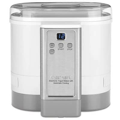 CYM-100C Cuisinart Electronic Yogurt Maker