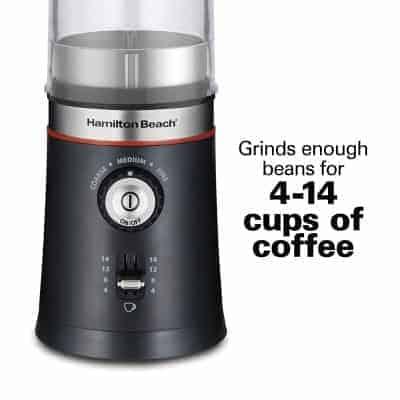Hamilton Beach 80393 Coffee Grinder