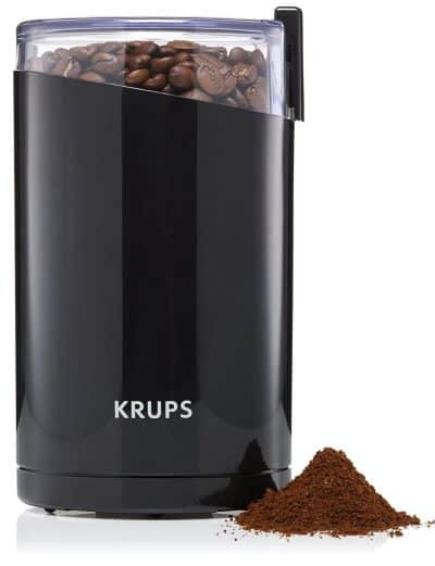KRUPS Electric Spice and Coffee Grinder