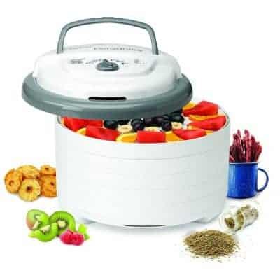 Nesco FD-75A 600-Watt Food Dehydrator