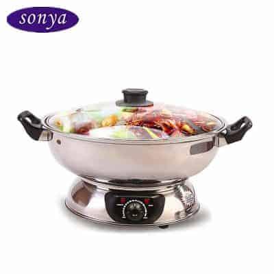 Sonya Shabu Shabu Hot Pot Electric Mongolian