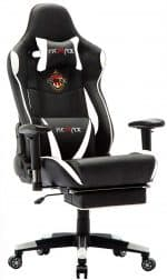 Ficmax Massage Gaming Chair Reclining