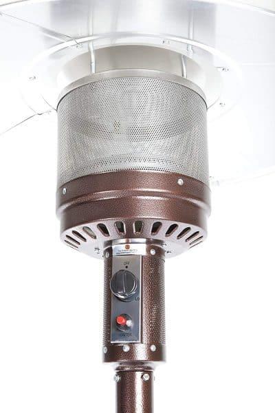 Fire Sense Hammer Tone Bronze