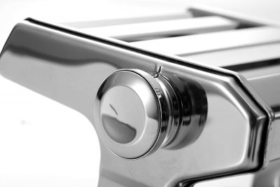 Ovente PA515S Vintage Stainless Steel Pasta Maker