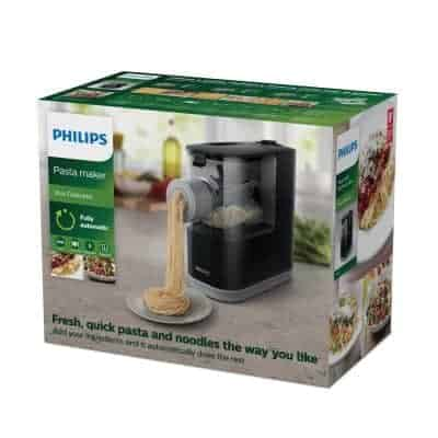 Philips Pasta Maker VIVA with 3 shaping discs