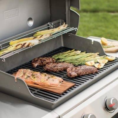 Barbecue Gaz_Weber Genesis II E-315