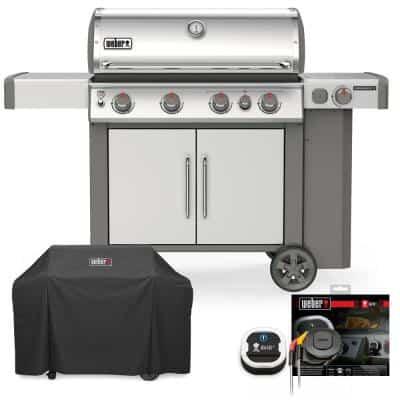Barbecue Gaz_Weber Genesis II E-410