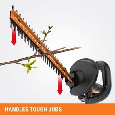 WORX WG255.1 20V Cordless Hedge Trimmer