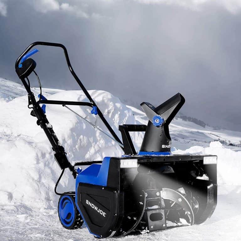 Snow Joe SJ627E Electric Snow Thrower