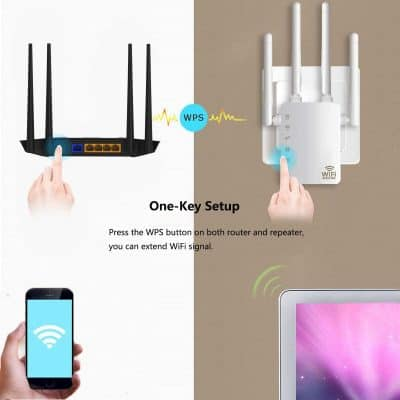 Prolongateur WiFi_Aigital AC1200