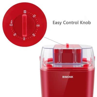 Bimonk Machine Glace