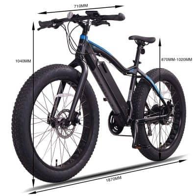 NCM Aspen Bike