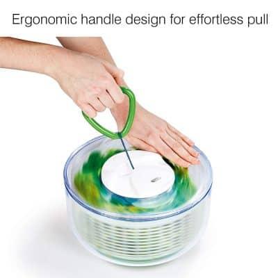ZYLISS Easy Spin Essoreuse Salade