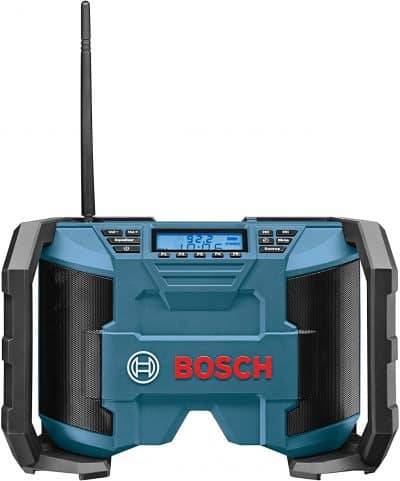 Bosch Compact Radio_Radio_Chantier