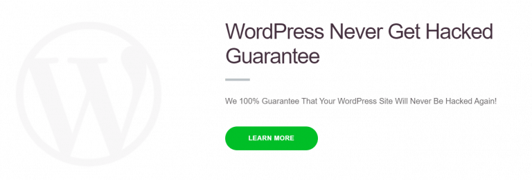 Dymanic Hosting - Garantie WordPress