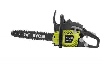 RYOBI Scie à chaîne Ryobi de 14 po à moteur à essence