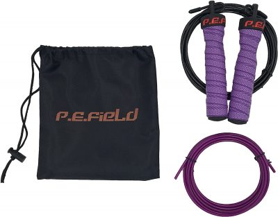 P.E. Field Speed Jump Rope_CrossFit