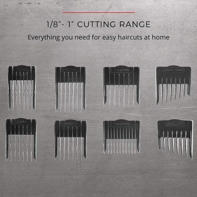 Remington HKVAC2000_Tondeuse_Cheveux