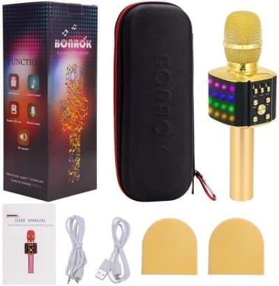 Bonaok Q36_microphone karaoke