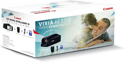 Caméscope_Canon Vixia HF R800