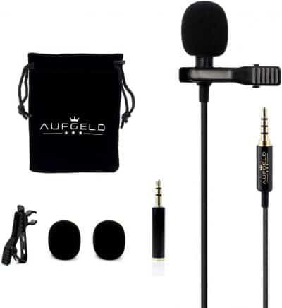 Microphone cravate_Aufgeld LM-07B
