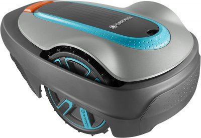 Robot tondeuse_Gardena Sileno city 250