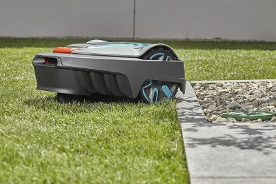 Robot tondeuse_Gardena Sileno city 500