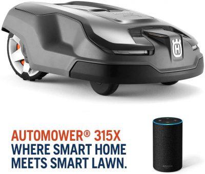 Robot tondeuse_Husqvarna Automower 315X