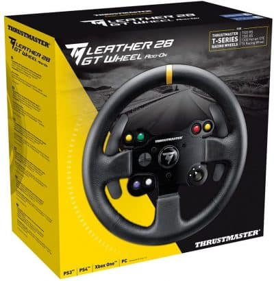 Volant PS4_Thrustmaster 28GT