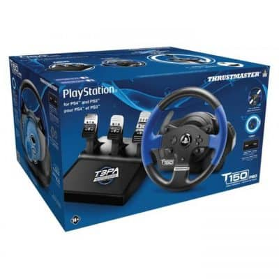 Volant PS4_Thrustmaster T150