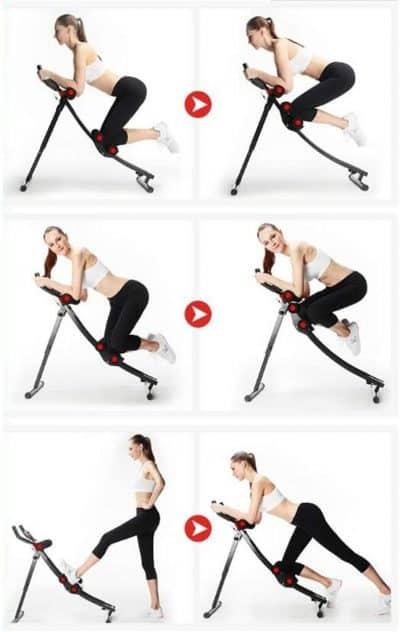 Appareil abdominaux_Nomis Rowing Machine