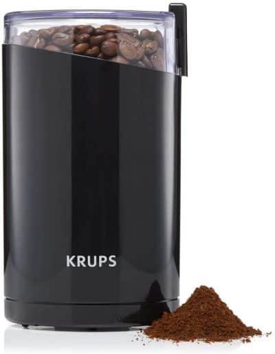 Moulin café électrique_Krups Fast Touch