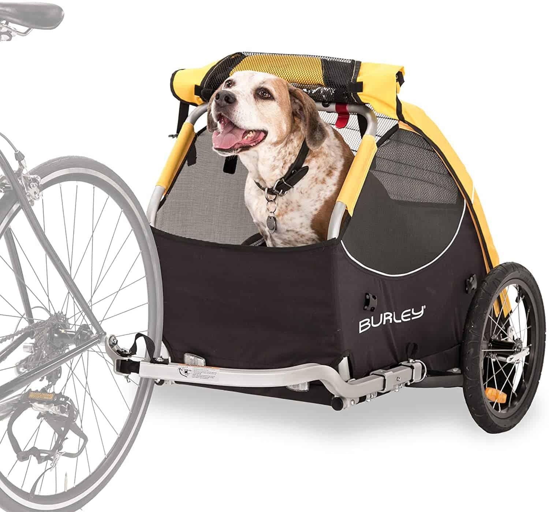 Remorque de vélo pour chien_Burley Tail Wagon